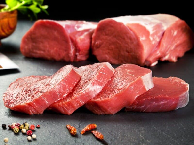 Enzimas de processamento de carne