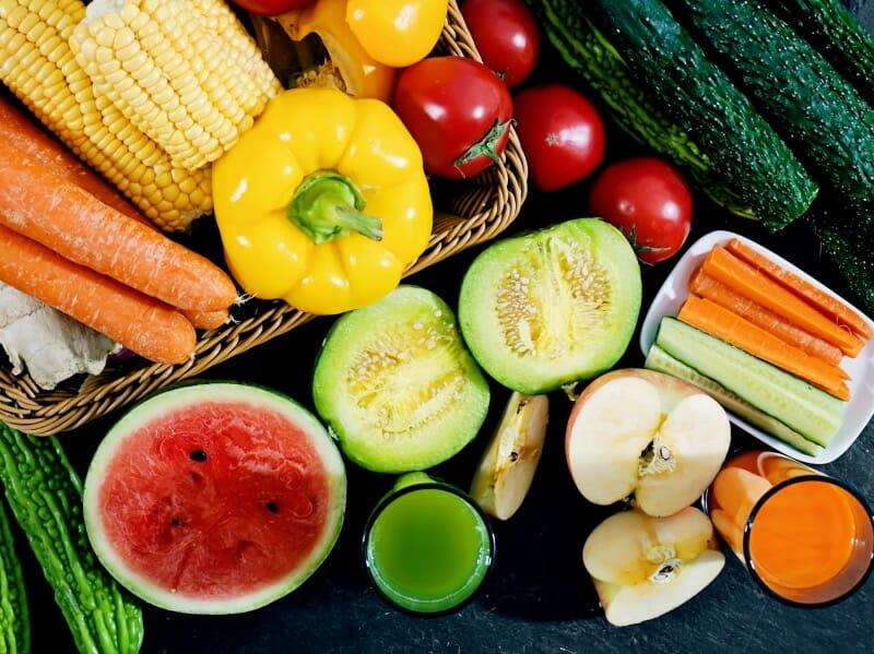 Enzyme zur Verarbeitung von Gemüse