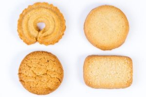 baking enzymes in cookie and biscuit making