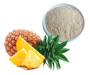 Bromelain Enzyme Powder Bulk >=100,000u/g CAS 37189-34-7