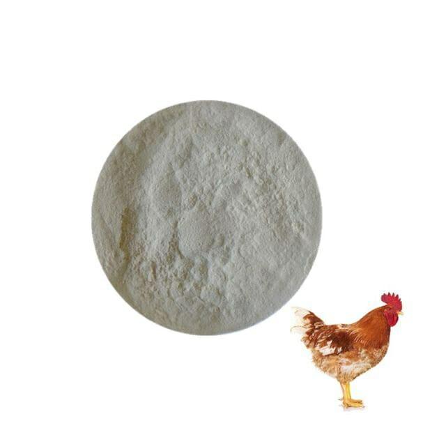 Enzymes pour l'alimentation des poulets de chair