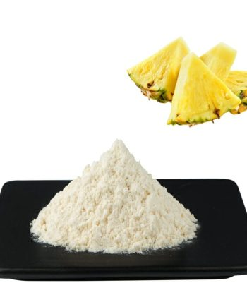 Pure Natural Bromelain Enzyme Powder Enzymatic Activity 1200000u/g 2500GDU