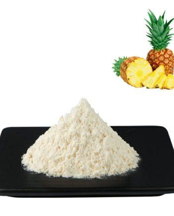 Pure Natural Bromelain Enzyme Powder Enzymatic Activity 200000u/g In Bulk