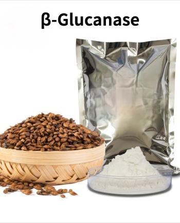 β-Glucanase Plant Fiber Breaker Food Grade Enzyme 5000 U/g CAS:9025-70-1
