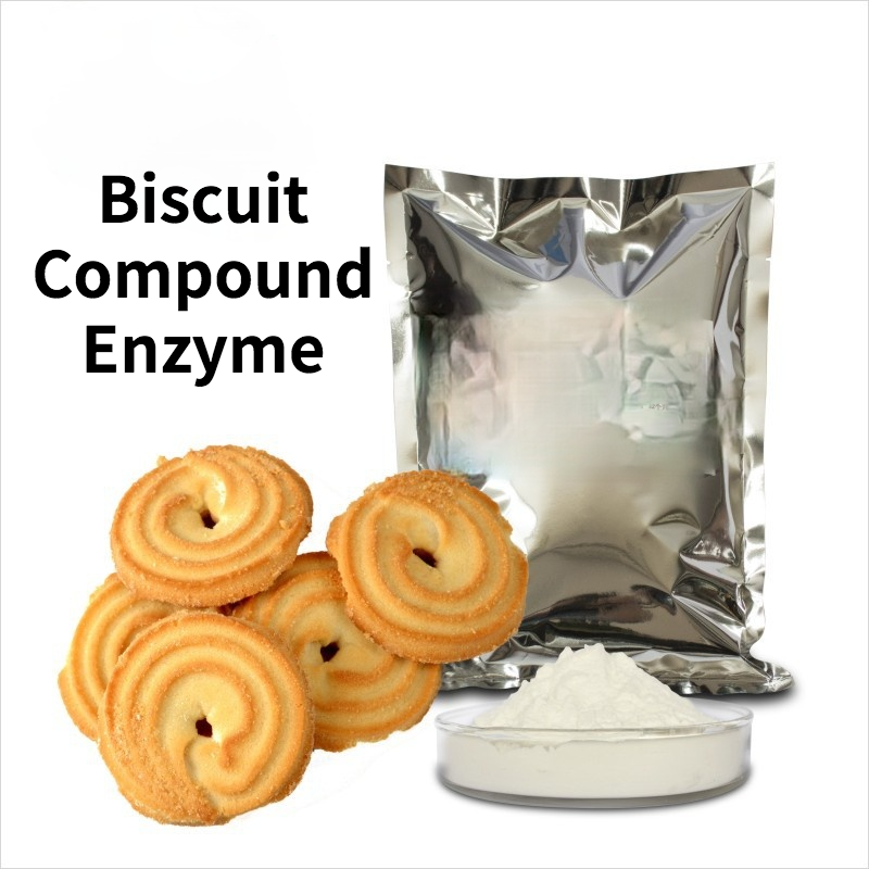 Biscuit Compound Enzyme Biscuit Tendon Reduction Baking Adding Food Grade Compound Enzyme