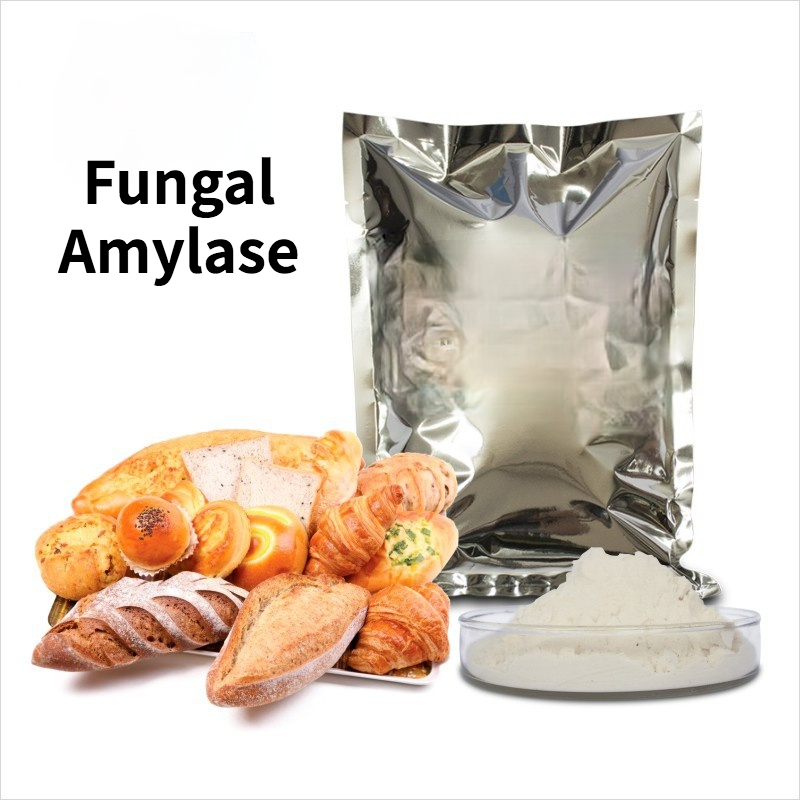 Fungal Amylase Food Grade 100