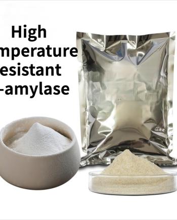High Temperature Resistant α-amylase 40