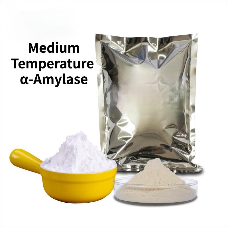 Medium Temperature α-Amylase 10