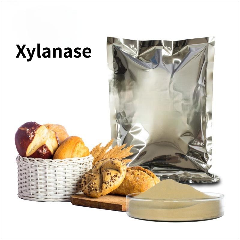 Xylanase Hemicellulase Bread Baking Food Grade Additive