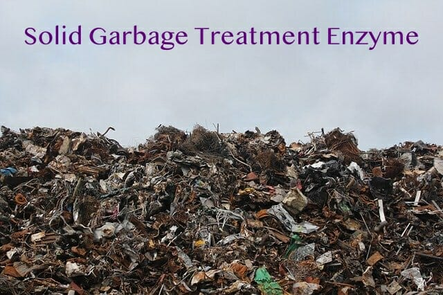Solid Garbage Treatment Enzyme